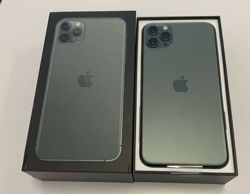 Apple iPhone 11 Pro 64GB per 400 EUR e iPhone 11 Pro Max 64GB  per €430 EUR e  iPhone 11 64GB  per €350 EUR , Whatsapp : +27642105648